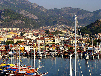 Marmaris - Fethiye (Mini Tour) with A/C Boats