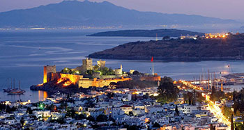 Bodrum � Gulf of Hisaronu � Bodrum with A/C Boats