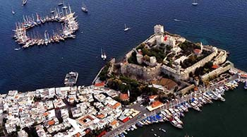 Bodrum - North Dodecanese - Bodrum with A/C Boats