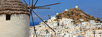 Santorini - Mykonos - with A/C Boats<BR /><Strong style='font-size:18px;'>Party and Relaxation for under 35s </Strong>